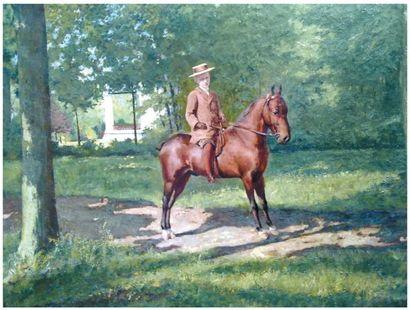 FRANS SIMONS (1855-1919)