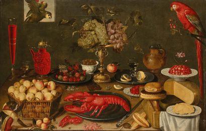 ARTUS CLAESSENS (ACTIF À ANVERS DE 1625 À 1644)