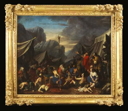JOHANN HEISS (MEMMINGEN 1640 - AUGSBOURG 1704)