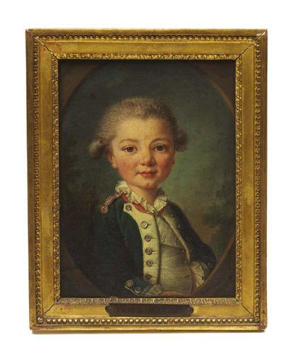 ÉCOLE FRANÇAISE VERS 1780, SUIVEUR DE FRANÇOIS-HUBERT DROUAIS