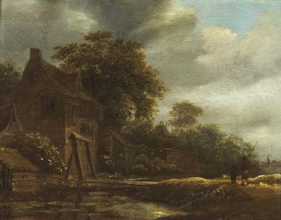 ATTRIBUÉ À ROELOF JANSZ. VAN VRIES (1631- 1681)