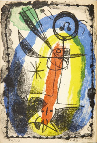 Benjamin PÉRET. Anthologie de l'amour sublime. Paris, Albin Michel, 1956. In-8 :...