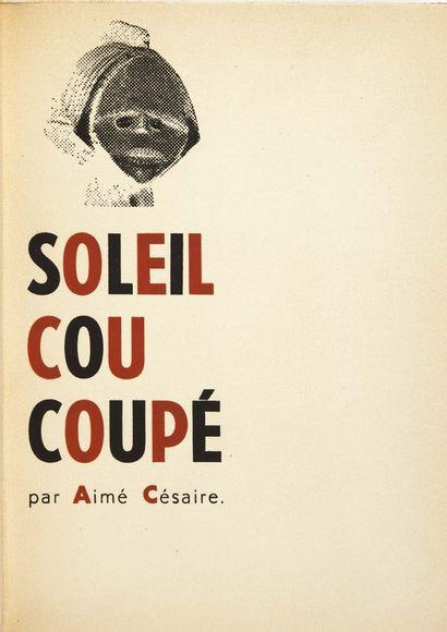 Aimé CÉSAIRE.