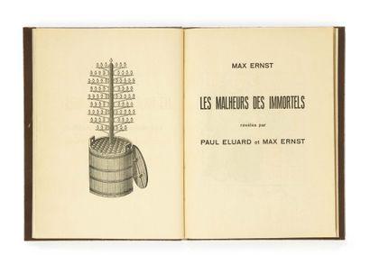 Paul ELUARD et Max ERNST.