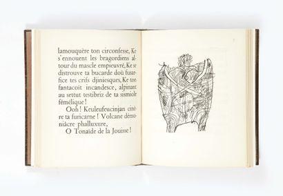 """André MARTEL. La Djingine du Théophélès with the """"Corps de dames"""" by Jean Dubuffet...."""