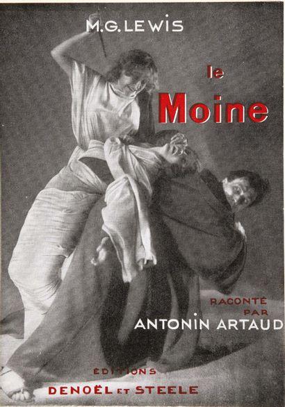 [Antonin ARTAUD]. M.G. LEWIS.