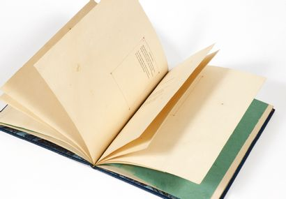 [Paul VERLAINE]. The Friends. Sonnets by the licentiate Pablo de Herlagnez. Segovia,...