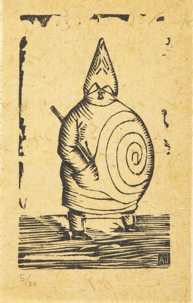 Alfred Jarry. Ubu Roi. Drama in five acts in prose restored in its entirety as it...