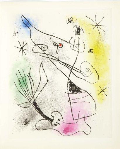 René CREVEL. Feuilles éparses. Paris, Louis Broder, 1965. Petit in-4, en feuilles,...