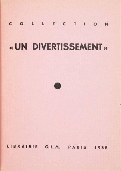 [Henri PARISOT, éditeur].