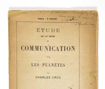 Charles CROS.