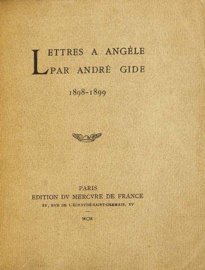 André Gide.