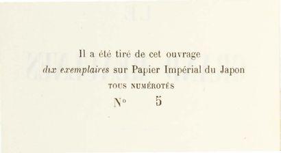 Henri Alban Fournier, dit ALAIN-FOURNIER. Le Grand Meaulnes. Paris, Émile-Paul Frères,...