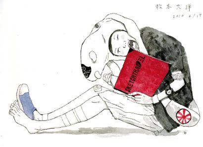 MATSUMOTO, TAIYO Né en 1967, Taiyo Matsumoto est surtout connu pour ses mangas publiés...