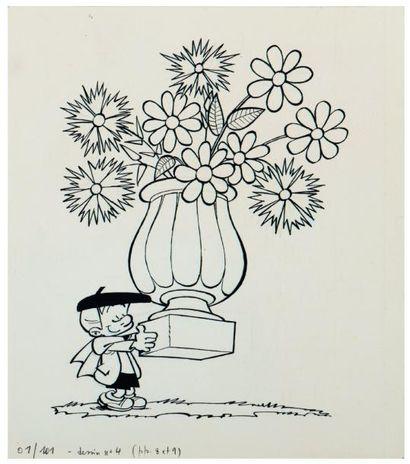 PIERRE CULLIFORD DIT PEYO (1928-1992)