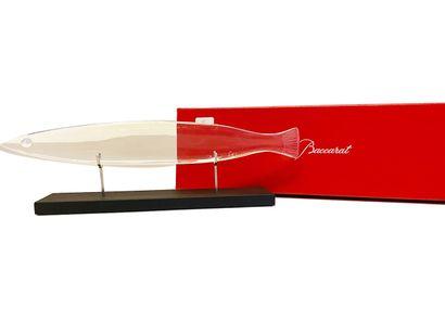 BACCARAT & FRANCOIS XAVIER LALANNE Barracuda...