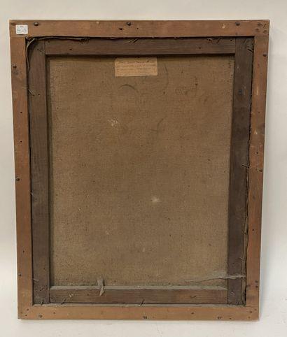 Ecole française de la fin du XVIIIe siècle, début du XIXe siècle Portrait de Pierre...