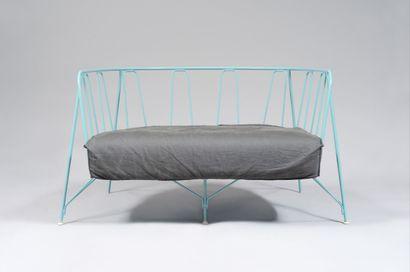 PAOLA NAVONE (Née en 1950) Canapé modèle...