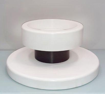 SOTTSASS ASSOCIATI (Fondé en 1981) Vase modèle...