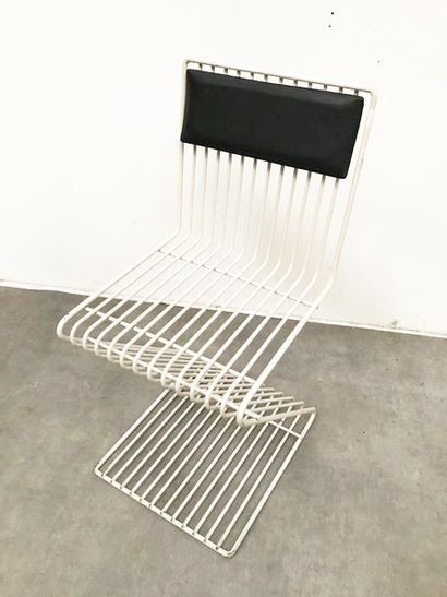 FRANCOIS ARNAL (1924 - 2012) Chaise