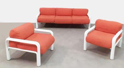 Gae AULENTI (1927-2012) Designer & KNOLL...