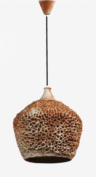 SEJER KERAMIK (XXE SIÈCLE) Suspension Ceramique Ceramic Manufacture Sejer keramik,...