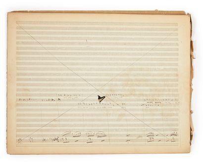JACQUES OFFENBACH (20 JUIN 1819 - 5 OCTOBRE...