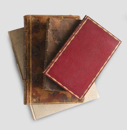 Lot de livres anciens comprenant - BOSSUET...