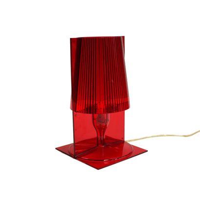 Ferruccio Lavioni pour Kartell. Lampe TAKE...