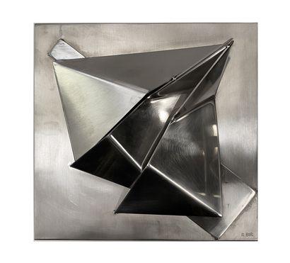 Rosette BIR (1926-1992) Sans titre Composition...