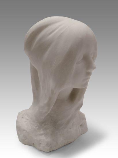 Naoum ARONSON (1872-1943) Portrait de jeune...