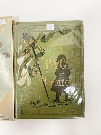 Ensemble de trois ouvrages comprenant : - France, son histoire, par Georges Montorgueil,...