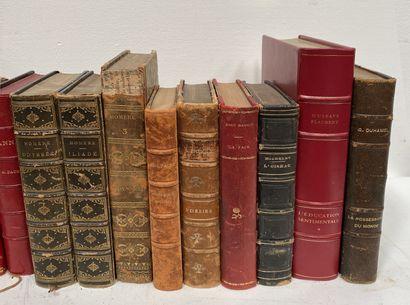 Oeuvres complète de Voltaire, Paris, Verdet et Lequien Fils de l'imprimerie de Jules...