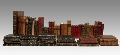 Fort lot de littérature dont Dumas fils,...