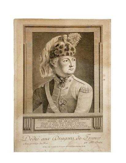Jean Baptiste Bradel (1768-1783) Portrait...
