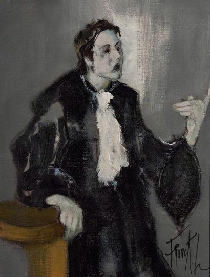 L. FRANCK (né en 1944)