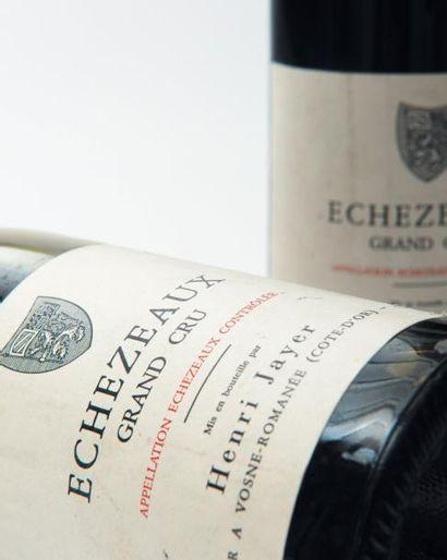2 Bouteilles d'Echezeaux Grand Cru - Henri...