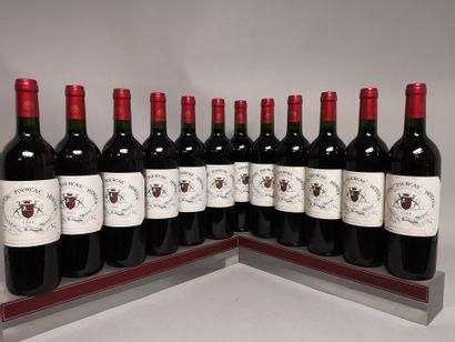 12 bouteilles Château FOURCAS HOSTEN - Listrac...
