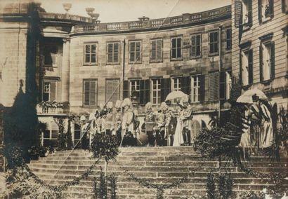Guillaume II d'ALLEMAGNE Photographie originale,...