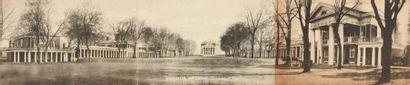VIRGINIA UNIVERSITY, Charlottesville 9 Documents se rapportant à cette Université...
