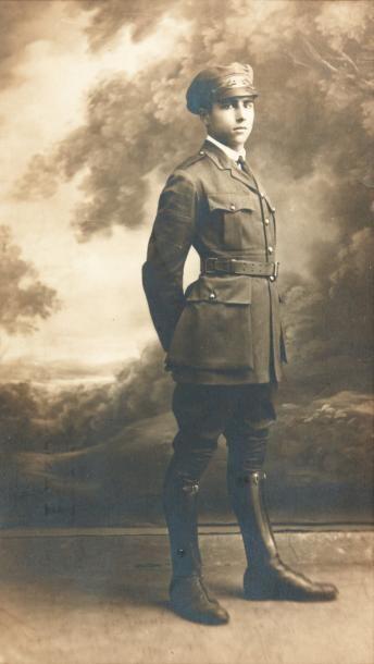 GREEN Julien - 1917 Photographie originale...