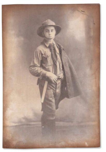 GREEN Julien - Vers 1914 Photographie le...
