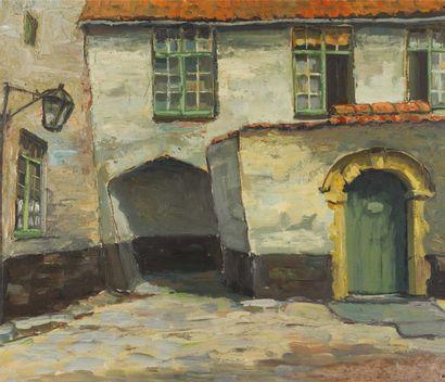 École BELGE du XIXe siècle