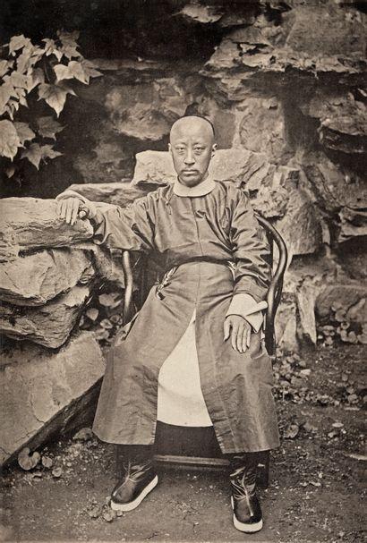 約翰·湯姆遜「中國與中國人影像」珂羅版相片96幅,已鑲框博物館展品 John...