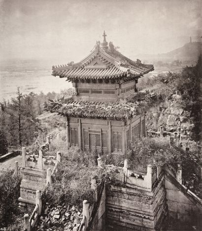 約翰·湯姆遜「中國與中國人影像」珂羅版相片96幅,已鑲框博物館展品 John Thomson Illustrations of China and its...