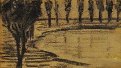 Attribué à Émile Schuffenecker (1851 - 1934)...