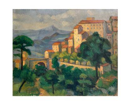 Yvonne Lecomte (1887 -1973)