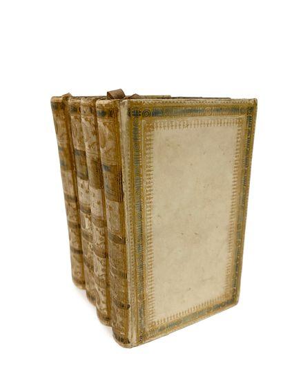 Jacques Bénigne de Bossuet, Discours sur l'histoire universelle in 16, Paris, Imprimerie...
