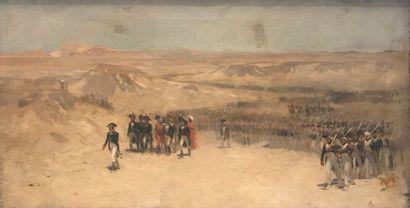 Aimé-Nicolas MOROT (1850-1913)  Première...