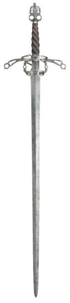 Épée du type à une main et demi, de style...
